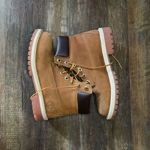 Junior Size Timberlands